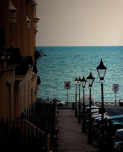 Down to the Sea, Brighton, England
