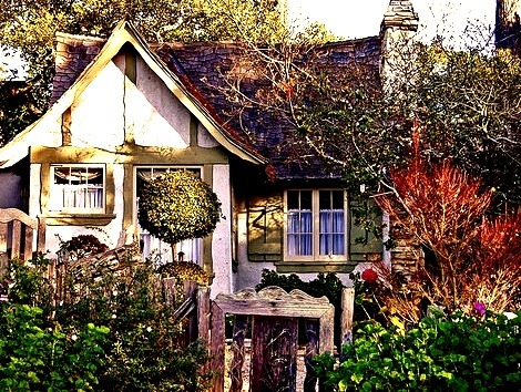 Garden Cottage, Carmel, California