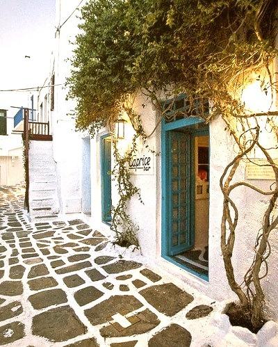 Caprice Bar, Mykonos, Greece