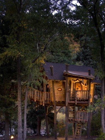 Treehouse, Carbondale, Colorado