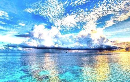 Gathering Storm, The Maldives Islands