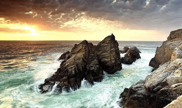 by PatrickSmithPhotography on Flickr.Pinnacle Rock, Point Lobos - California, USA.