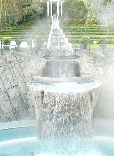 Thermal Waterfall Spa, Aachen, Germany