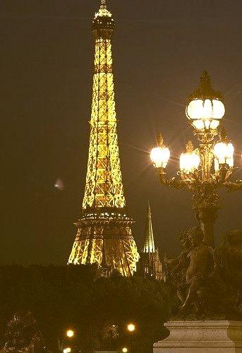 The City of Lights, Paris, France