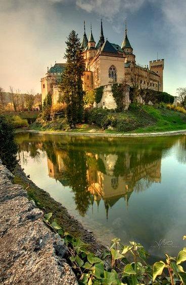 Castle of Spirits Bojnice, Slovakia