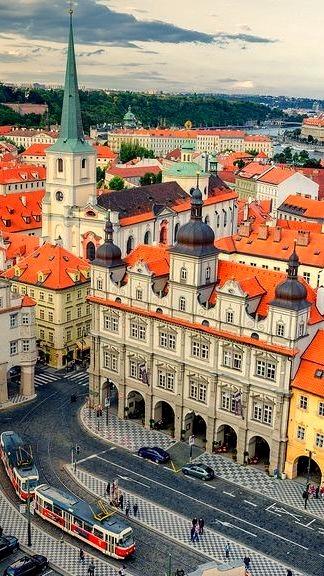 Mala Strana district, Prague / Czech Republic