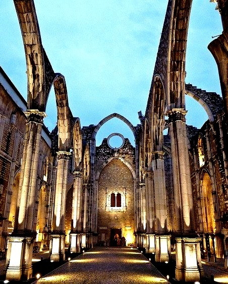 Convento do Carmo, Lisboa / Portugal